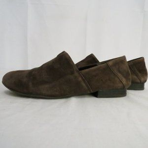 B.O.C. Born Women's 7.5M Loafers Brown Suede